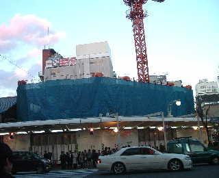 「ブックファースト河原町駅前阪急ビル店」2007/04/03