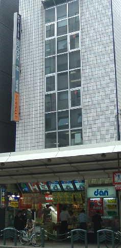d「ブックストア談京都店」2007/05/15