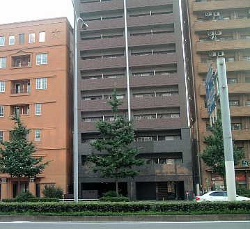 「京都書院本社」跡地2006/07/25