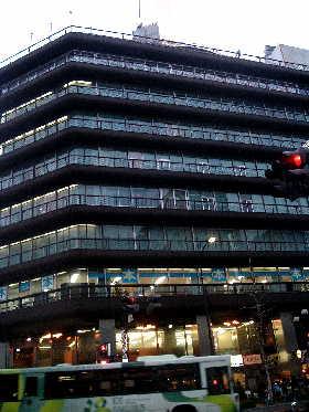 京都タワー2007/01/02